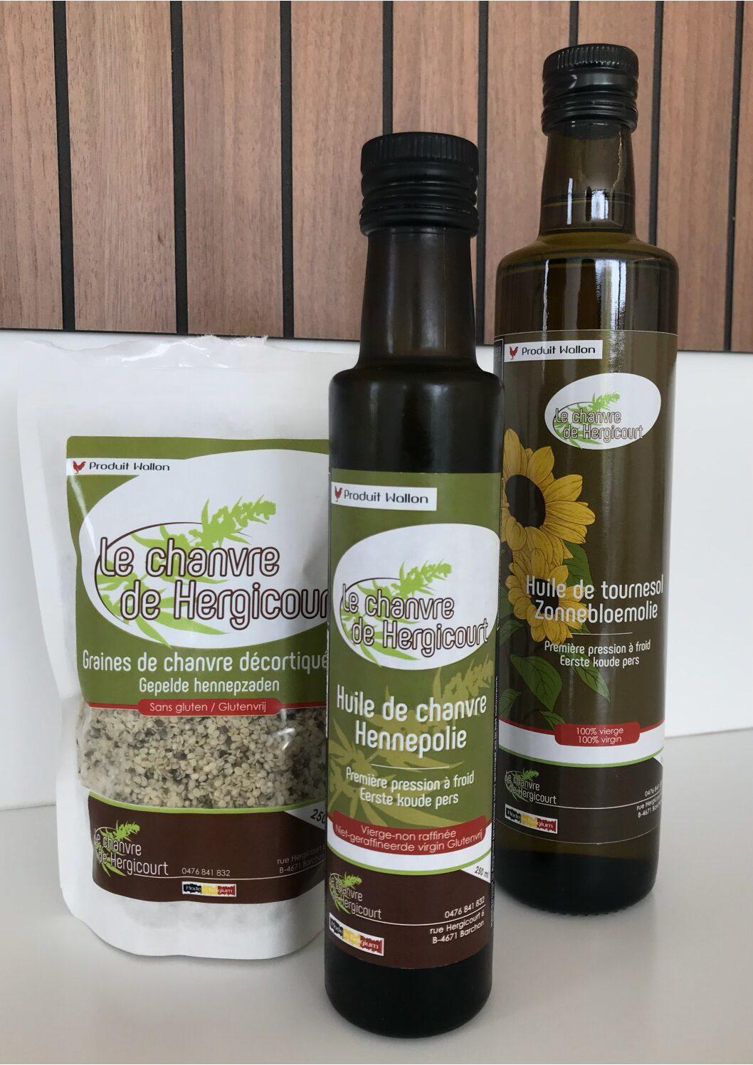 Zoom sur les intérêts nutritionnels du chanvre – «Le chanvre de Hergicourt»
