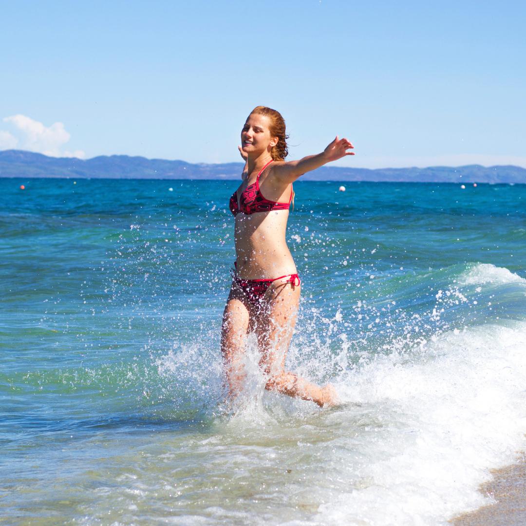 10 astuces pour garder la ligne pendant vos vacances !